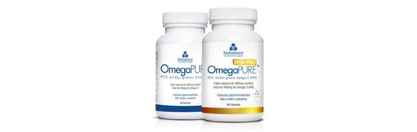 Omega Pure – omega em cápsulas