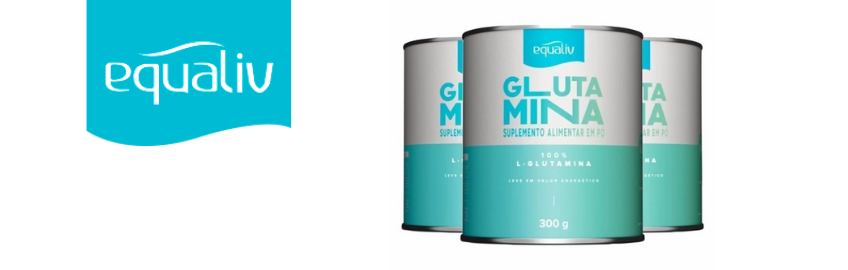 Glutamina - Equaliv